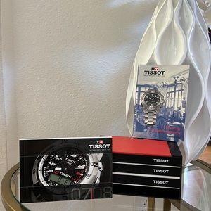 Tissot | Large Watch Box | EUC